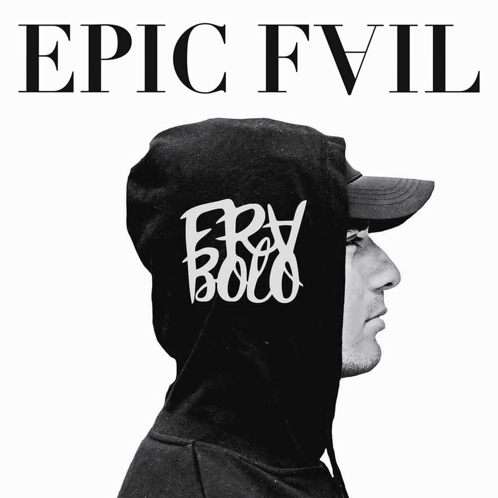 Epic Fail album cover